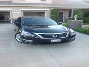 nissan altima 2013 Nissan Altima SV 3.5